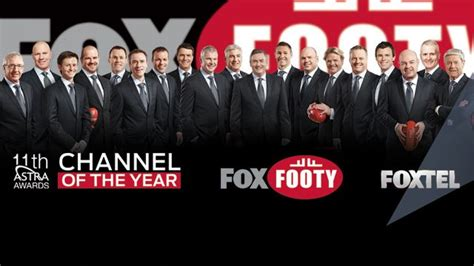 fox footy on the couch fox footy shows
