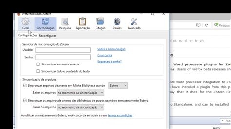 tutorial para zotero tutorial zotero video aula em portugu 234 s part1 youtube