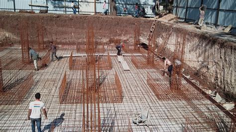 Design Rules For Building A Home Bar Raft Foundations Online Civil