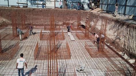 basement foundations construction raft foundations civil