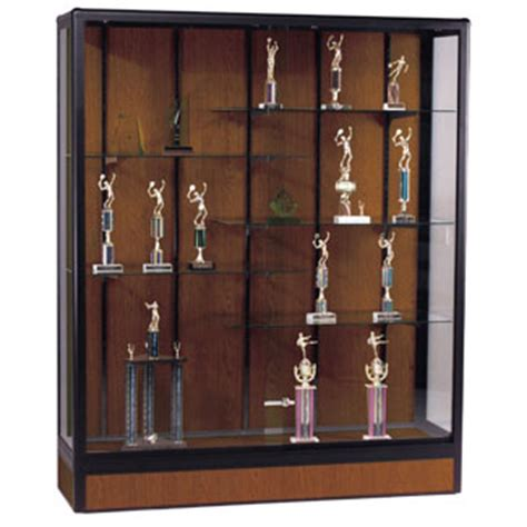 trophy display cabinets glass display cabinet trophy cases