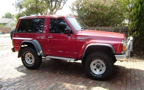 nissan patrol 1990 nissan patrol 1990 review amazing pictures and images