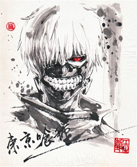 Jaket World Kaneki Ken Tokyo Ghoul the world s catalog of ideas
