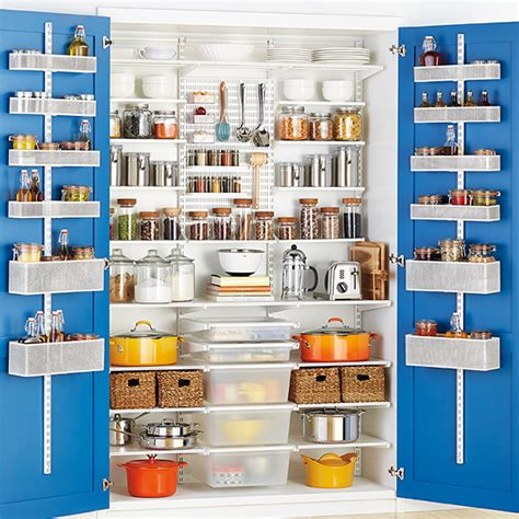 Container Store Bookshelves