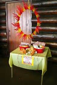 ring of fire game | birthday theme carnival / circus