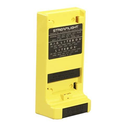 Charging Rack by Charging Rack Firebox Litebox Yellow