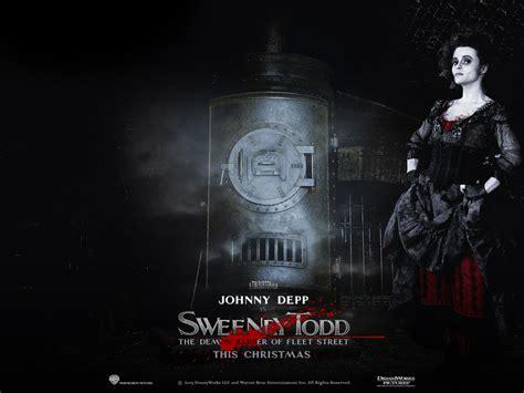 Tim Burtons Sweeney Todd by Sweeney Todd Tim Burton Wallpaper 540577 Fanpop