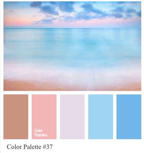 colour palette cool pinks  blues color schemes