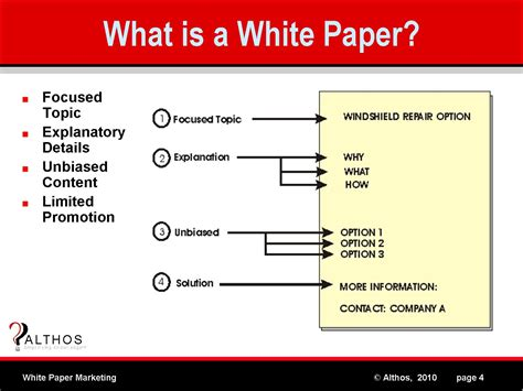 What Is Paper - white paper marketing what is a white paper