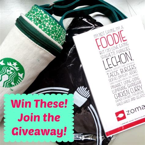 Starbucks Giveaway Instagram - starbucks tumbler zomato giveaway instagram photo barat ako