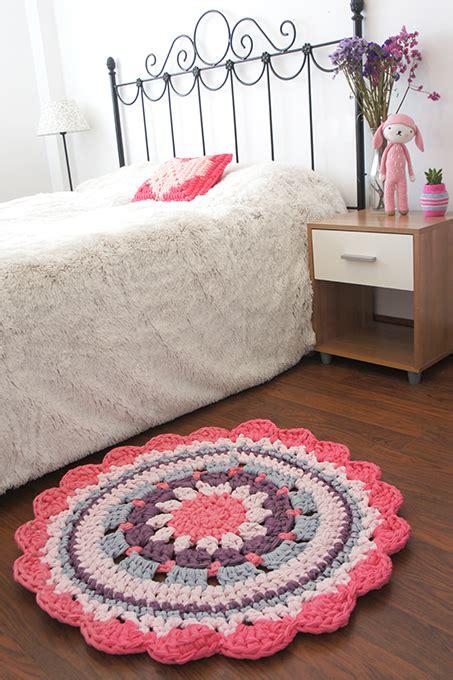 tutorial alfombra ganchillo xl alfombra de trapillo xxl paso a paso missdiy crochet
