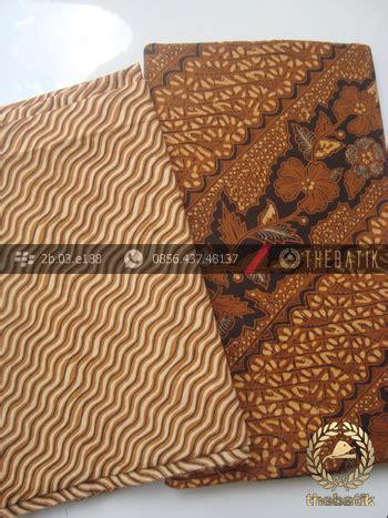 Blouse Bolero Padi Batik kain batik bahan kombinasi motif galaran thebatik co id