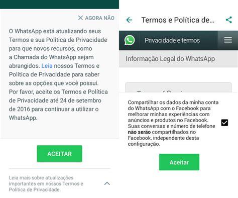 imagenes para whatsapp medidas whatsapp come 231 a a compartilhar dados com facebook entenda