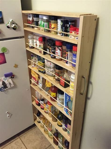 Diy Slide Out Pantry by Fridge Gap Slide Out Pantry Slide Out Pantry Storage And Refrigerators