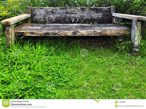 park bench productions park bench stock photography image 14888882