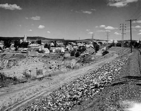 coin de la ville de thetford mines