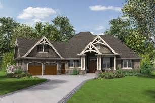 Craftsman Style Ranch House Plans by Craftsman Style House Plan 3 Beds 2 5 Baths 2233 Sq Ft