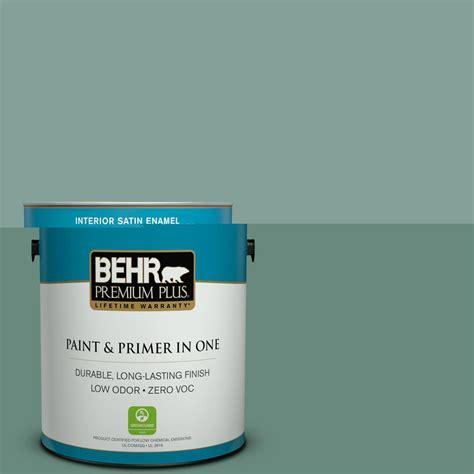 behr paint colors low voc behr premium plus 1 gal 480f 4 mermaid net zero voc