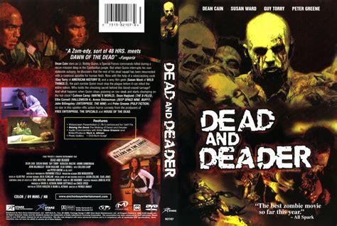 dead and deader 2006 full movie dead and deader movie dvd scanned covers 1322dead and deader dvd covers