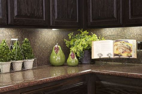 decorating ideas for kitchen countertops 3 kitchen decorating ideas for the real home cabinets