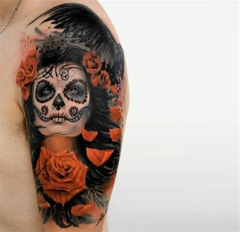 candy skull face paint pinterest candy skulls and tattoo
