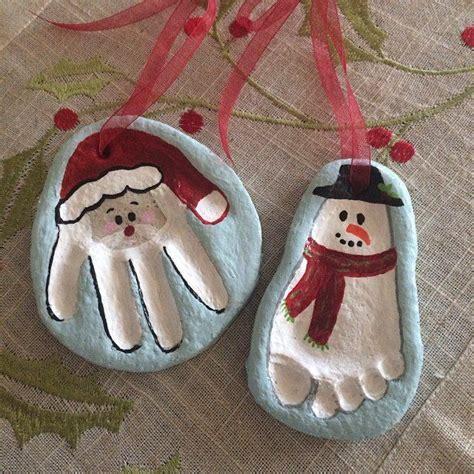 hand print ornament ideas  pinterest hand