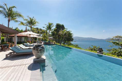 pool house junkies trisara resort phuket luxury resort thailand asia