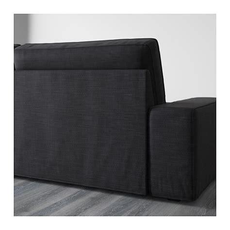 ikea kivik corner sofa kivik corner sofa 2 3 3 2 hillared anthracite ikea