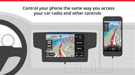android navigation app sygic car navigation android apps on play