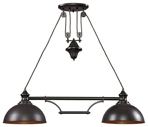 farmhouse kitchen light fixtures farmhouse 44 quot light fixture kitchen island lighting by