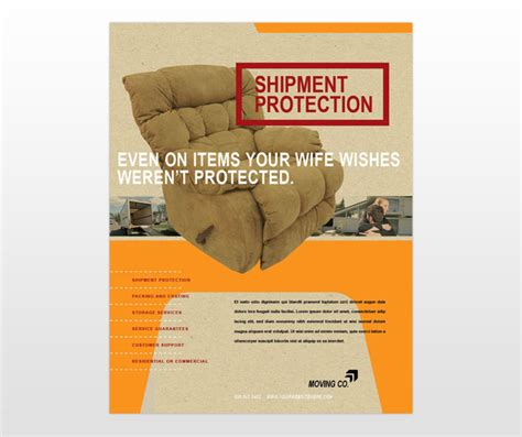 moving flyer template moving companies moving company templates free