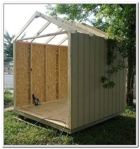 wood storage sheds ideas  pinterest log shed