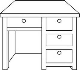 desk free coloring pages coloring pages