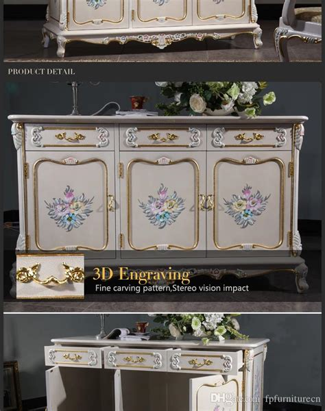french antique furniture baroque handcraft cracking