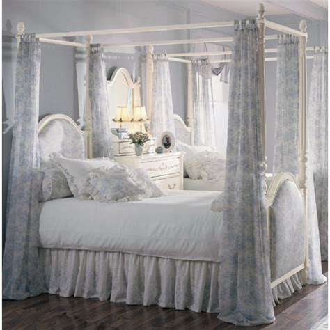 canopy bed curtain canopy bed with curtains white romantic wedding mosquito