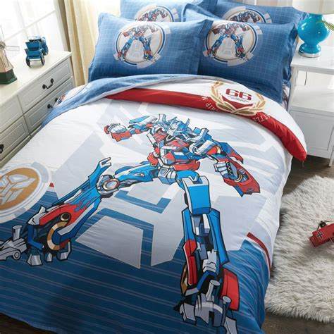 Transformers Bedding Set Ebeddingsets Transformers Bedding