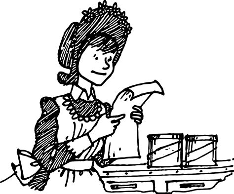 amelia bedelia coloring pages images amelia bedelia read paper coloring page wecoloringpage