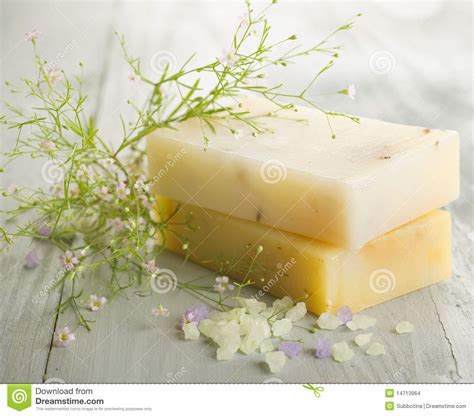Handmade Bar Soap - handmade soap stock images image 14713964