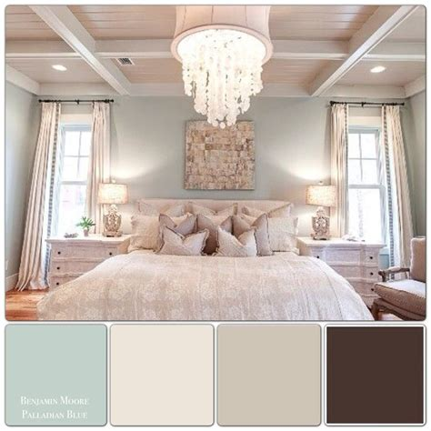 bedroom color scheme pinterest
