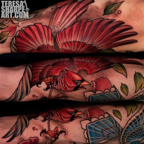 cardinal tattoo fort wayne 69 best artists images on tribal