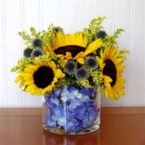 sunflower arrangements ideas sunflower arrangement floral ideas pinterest