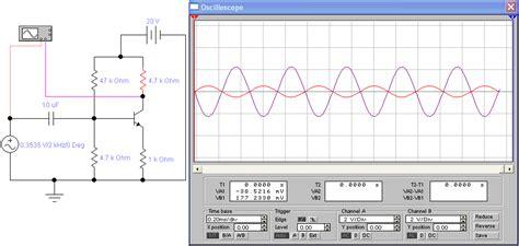 transistor bjt como lificador emisor comun practica 4 circuitos transistores bjt lificador emisor 250 n grupo de electronica iut
