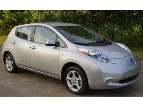 Nissan Port by Nissan Leaf Sl Fast Charge Port Gps Hillsboro Electric