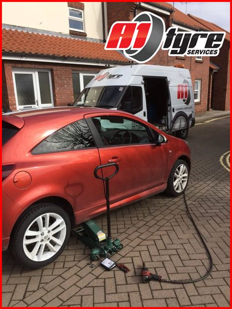 mobile tyre affordable and mobile tyre fitting in bridlington