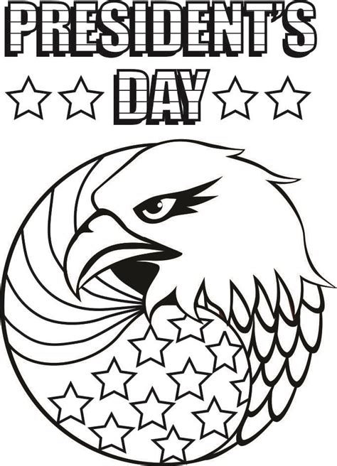 Presidents Day Coloring Pages Printable presidents day coloring page az coloring pages