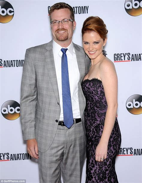 grey s anatomy cast offers hope for couples of grey sloan sarah drew family www pixshark com images galleries