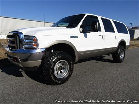 2001 Ford Excursion Limited Lifted 4X4 7.3 Power Stroke
