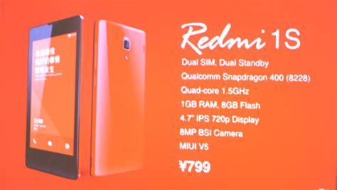 Power Bank Xiaomi Redmi 1s budget xiaomi redmi 1s redmi note coming to malaysia soon