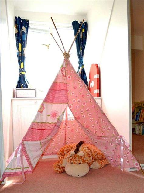 come costruire una tenda tende indiane per bambini foto mamma pourfemme