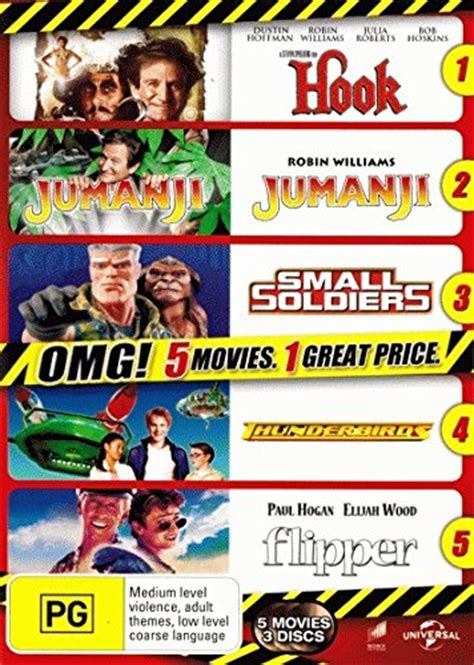 dvd format for australia the chatterbot collection small soldiers